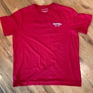 Nautical Tee Shirt Sz Large